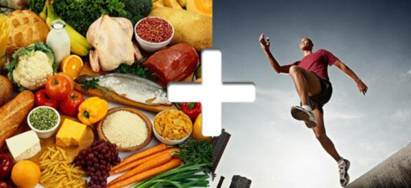 Diet-Plus-Exercise